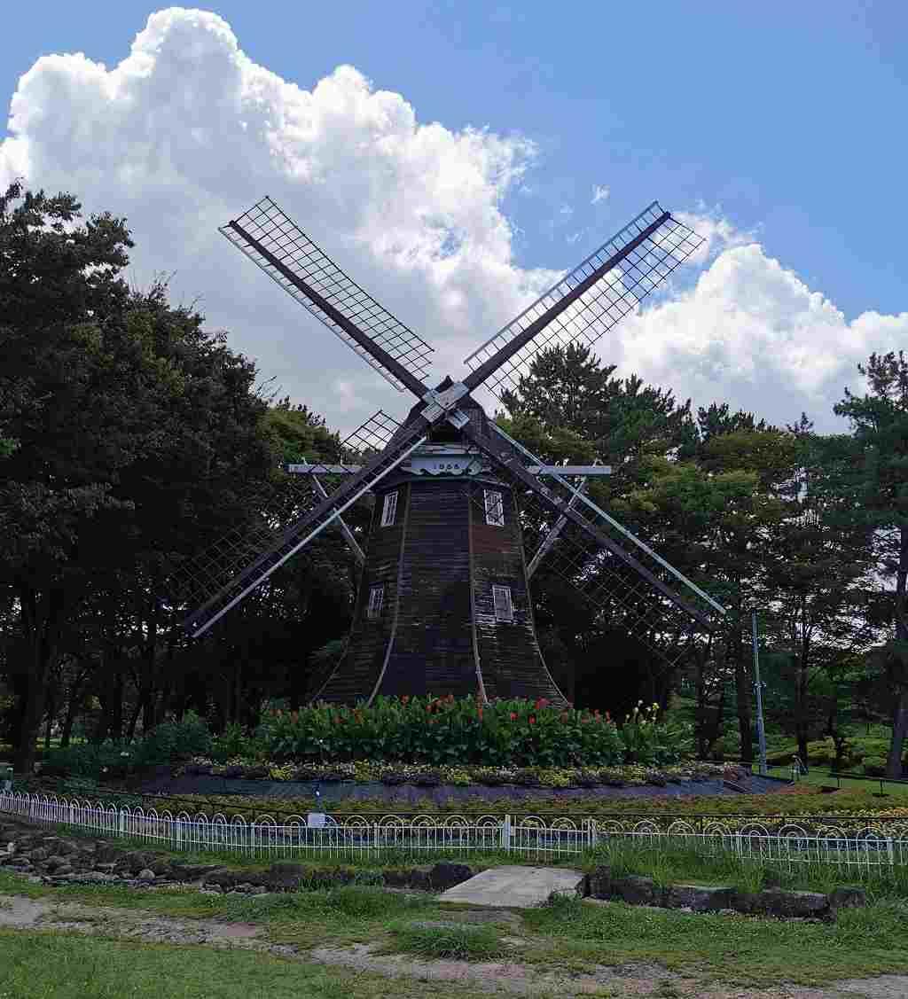 アルクエスト_名城公園_風車