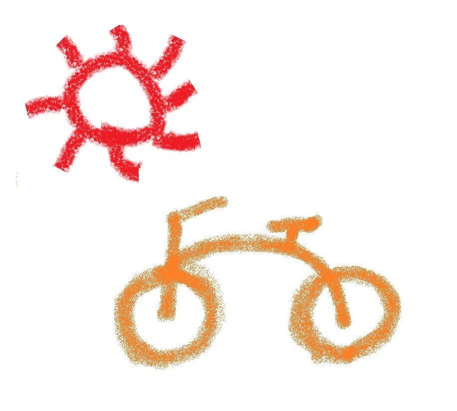 自転車通勤_暑さ対策