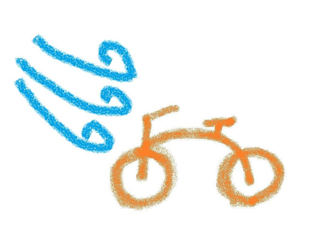 自転車通勤_寒さ対策